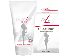 FitLine+BeautyLine CC-Cel Plus Set / CC-Cel Plus набор из 2 продуктов (med CC-Cell Plus Lotion + CC-Cel Plus Kapseln)